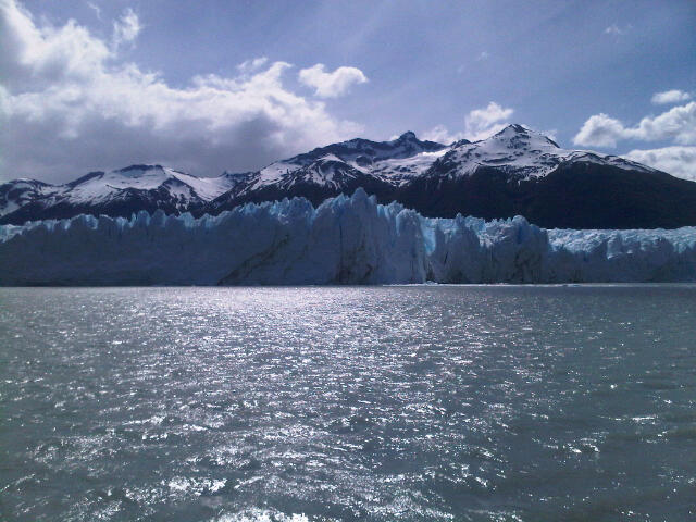Gletscher seeside