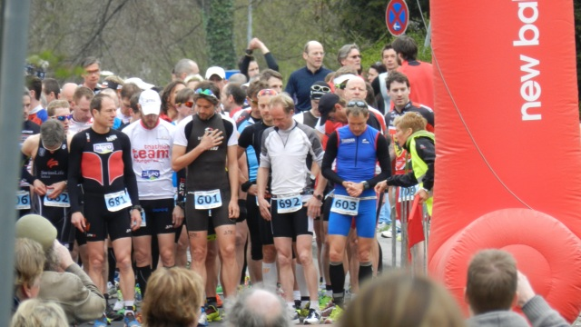 Start Mettmann Duathlon 2013