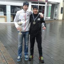 Platz 1 und Platz 3 beim Siegburg Triathlon