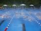 Schwimmauftakt bei 5°C Außentemperatur