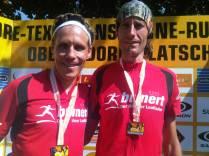 Transalpine Run 2013 - 270 Km mit 16.000 Hm in 8 Tagen über die Alpen von Oberstdorf bis Italien