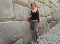 Inka Mauer - Präzision ohne großes Werkzeug und hält schon mind. 500 Jahre
