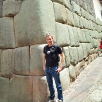 Inkamauer in Cusco