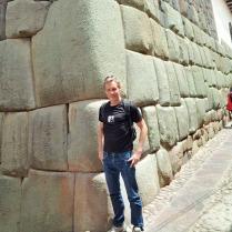 Inkamauer in Cusco