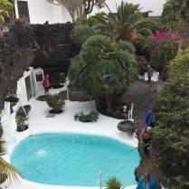 César Manrique's Haus: unglaubliche Architektur in den ausgebauten Vulkanblasen