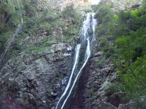 Waterfall bei Oudtshoorn, eine riesige Schlucht als Trinkwasserreservart