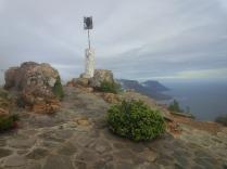 Gipfel des lionshead in Kapstadt