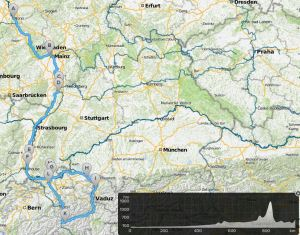 Route: Rheinquell Challenge