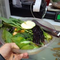 tolles Konzept, auswählen und daraus Suppe kochen lassen...
