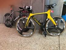 Unsere Räder sind bereit