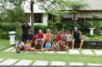 """Dorothea's Umweltaktion """"Kinder sammeln Plastikmüll"""" um das Umweltbewusstsein zu schulen"""
