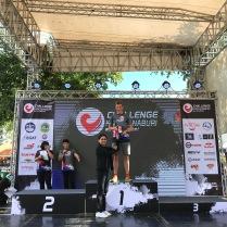 Thailand Triathlon 13. Gesamtplatz