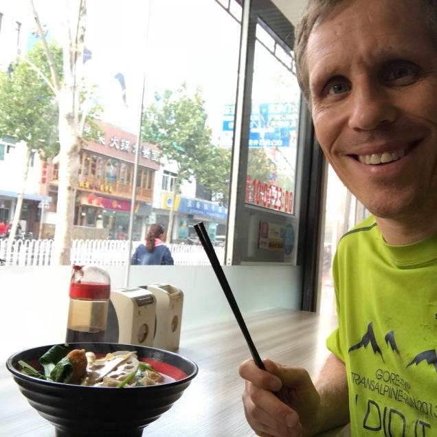 Ich bin ein Suppen Fan, besonders in China