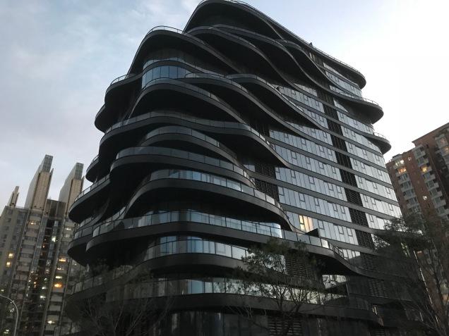 Unglaubliche Architektur