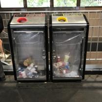 Sydneys Müllsystem- transparent und irgendwie aufgeräumt