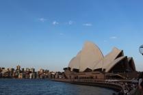 Sydney Opera House - endlich live gesehen, ein beeindruckendes Bauwerk mit einer interessanten Geschichte
