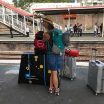 Aufbruch aus Sydney