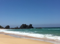 This is Camel rock - looks like a camel
