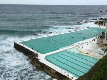 Bondi Icebergs eines von vielen Schwimmbädern direkt am Meer