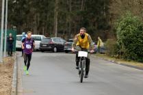Sieg beim Fliegerhorstlauf 2018 Köln Wahn