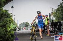 Wechsel Rad-Laufen