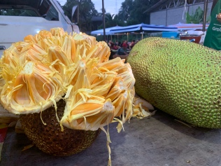 Durian fruit - stinks, but tastes delicious